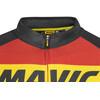 Mavic Cosmic Jersey korte mouwen Heren rood/zwart